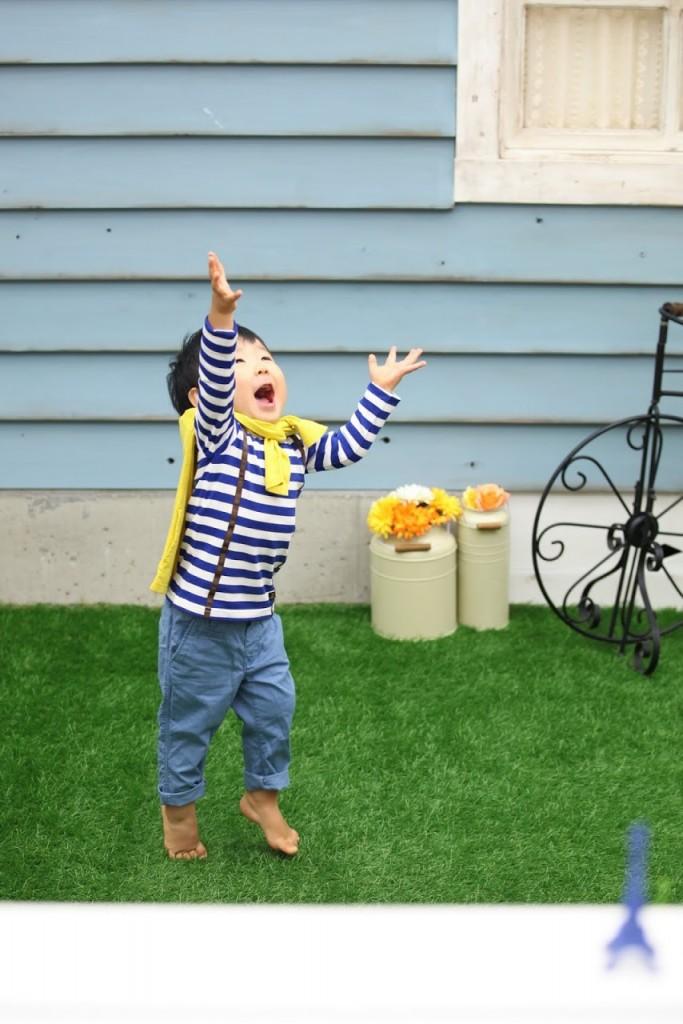 2歳男の子【バースデー】