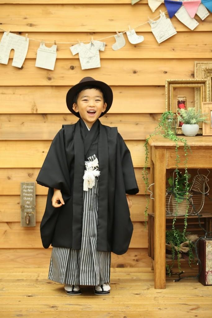5歳男の子【753衣装のご紹介】