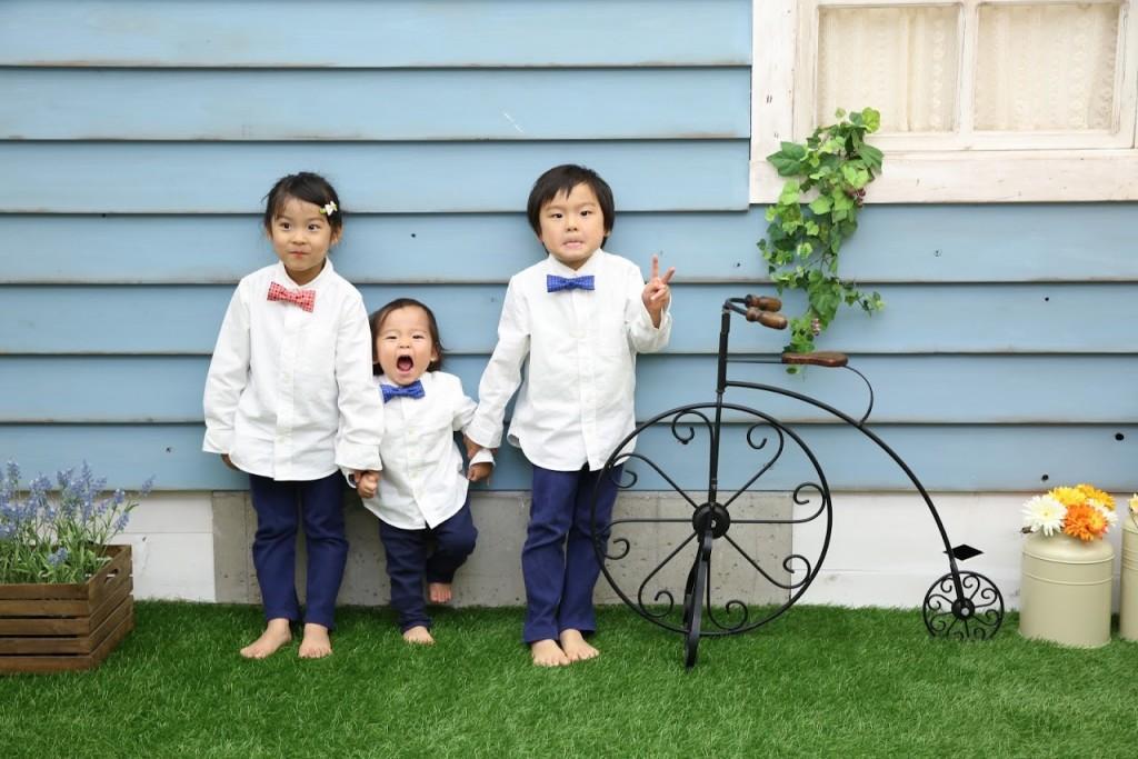 5歳双子【753】