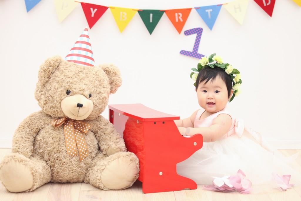 1歳女の子【バースデイ】