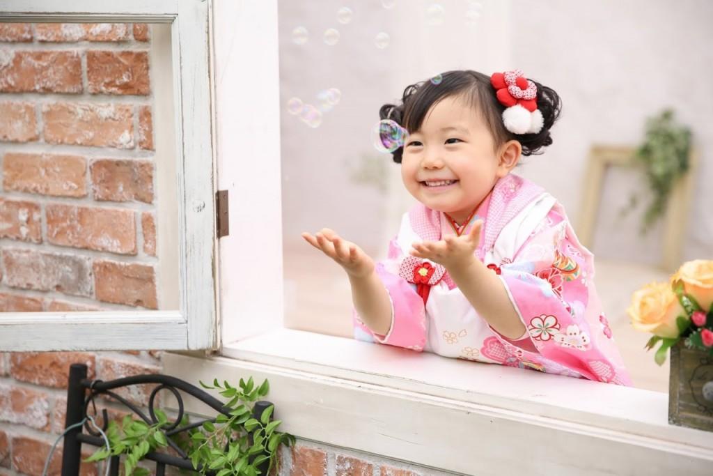 3歳女の子【753】