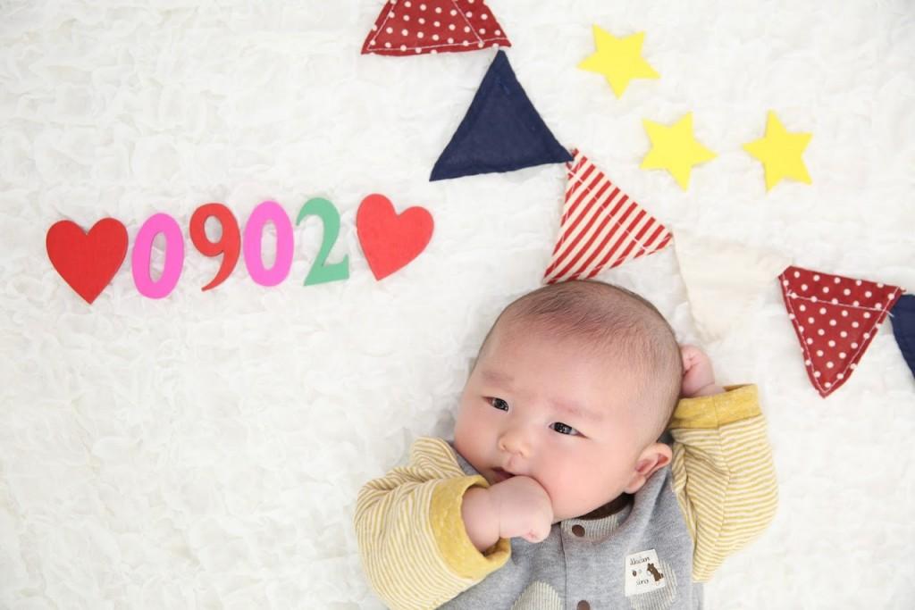 男の子【100日記念】