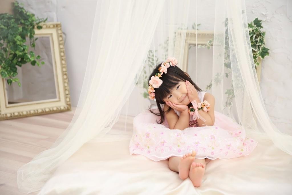 3歳女の子【ファミリー】