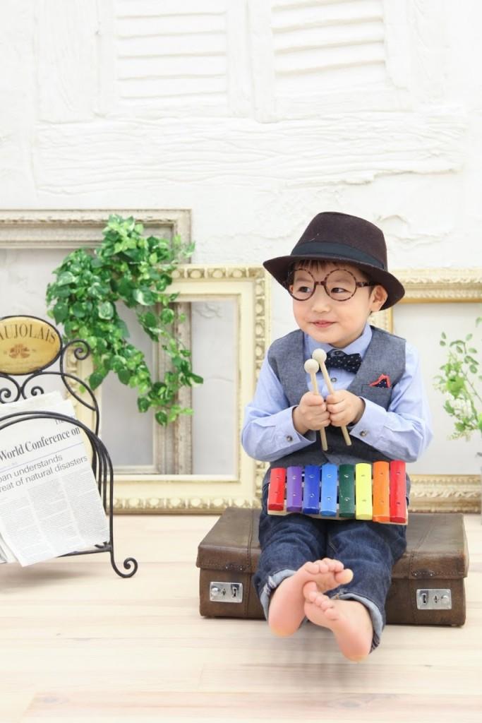 4歳男の子【バースデイ】