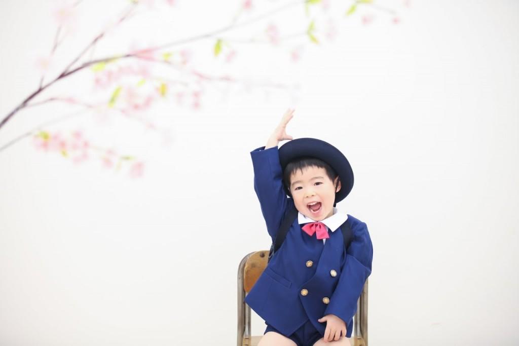 4歳男の子【入園】