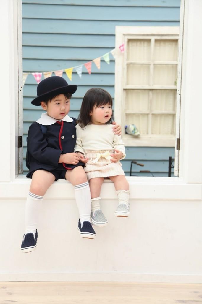 【入園入学】4歳男の子