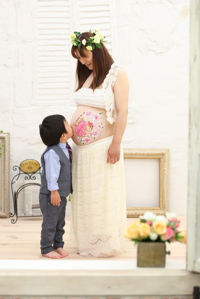 【マタニティ】3歳男の子