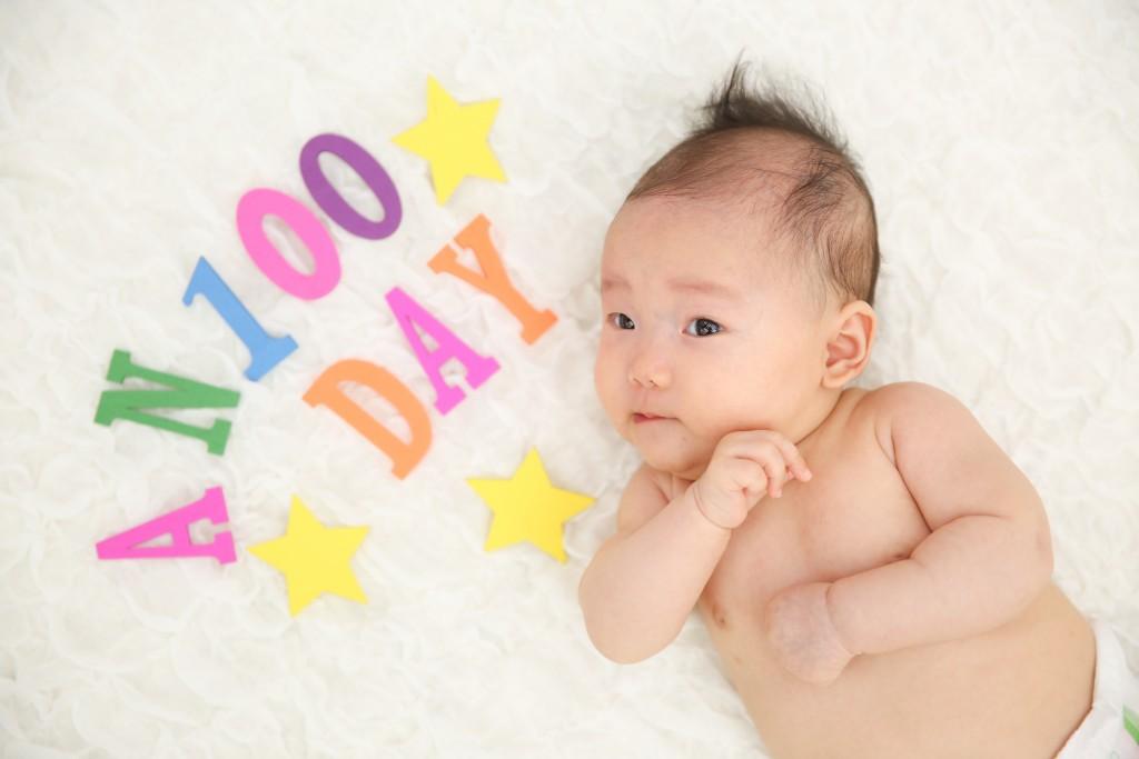 【100日記念】0歳2歳姉妹
