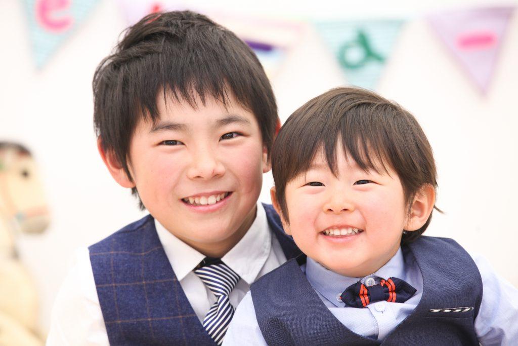 【卒業記念】12歳男の子