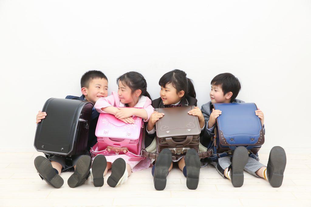 【お友達撮影・入学】6歳男の子、女の子