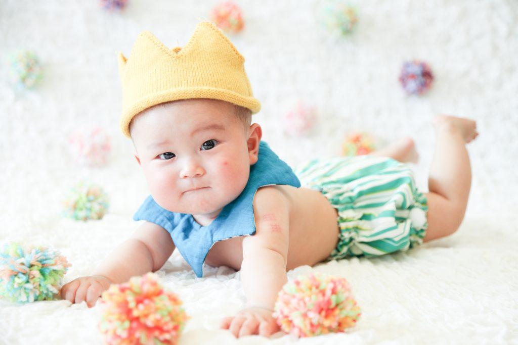 【イベント】赤ちゃん撮影会☆「HADAKANBO」