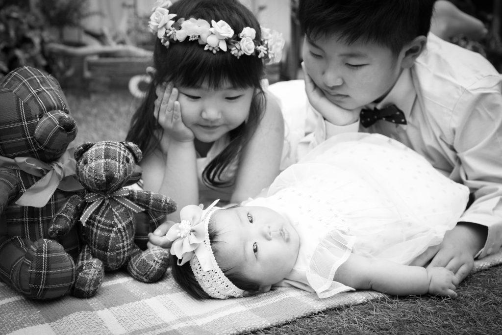 【お宮参り】3か月女の子