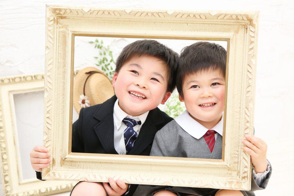 【入学】7歳の男の子