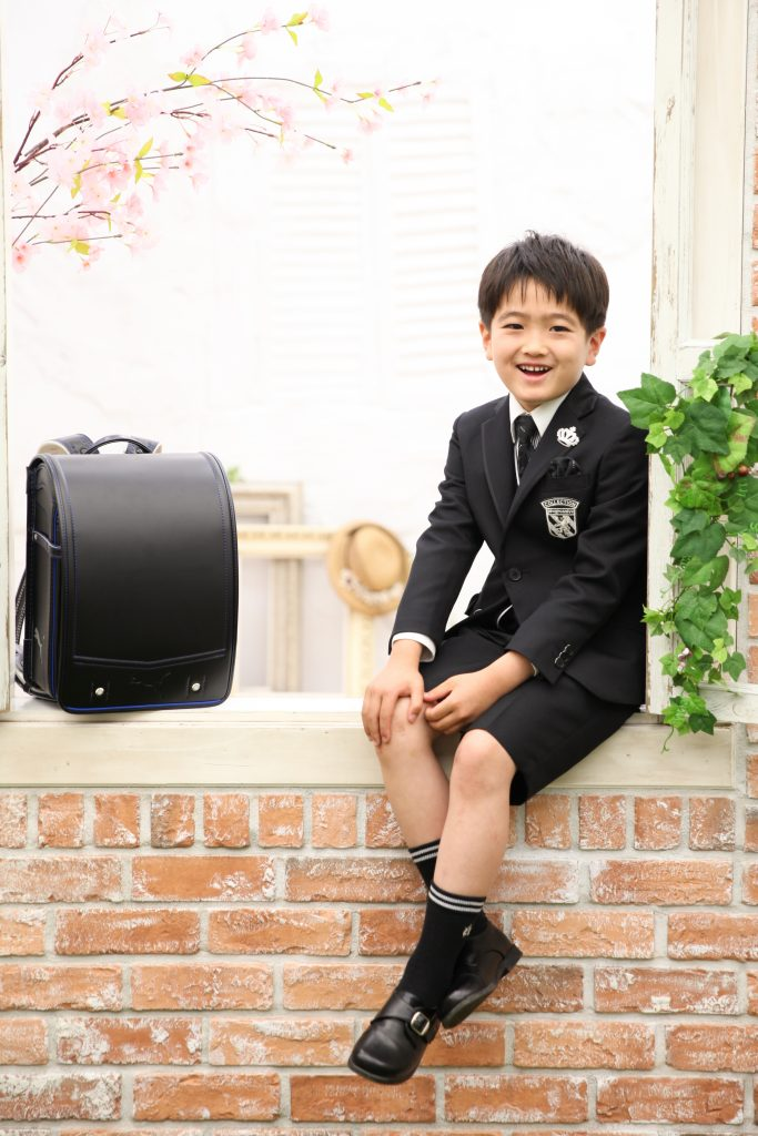 【入学記念】6歳男の子