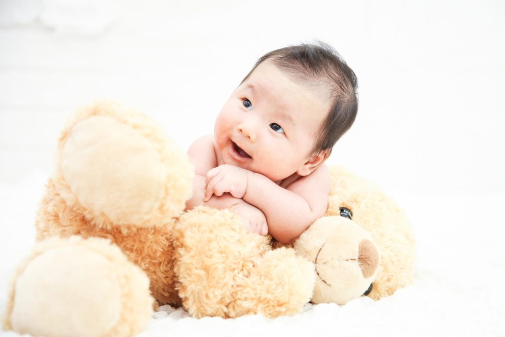 【お宮参り】生後2ヵ月男の子