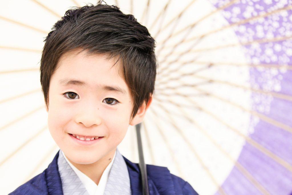 【753・入学】6歳男の子