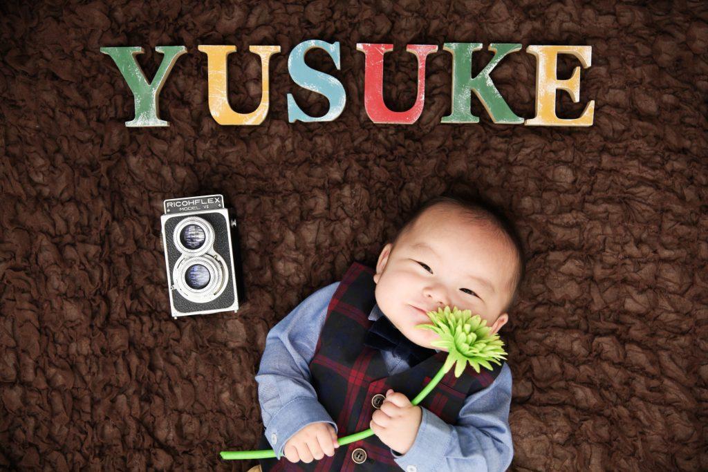 【100日記念】4か月男の子