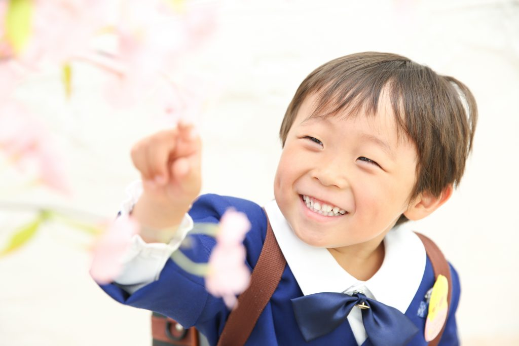 【入園・バースデイ】4歳男の子と1歳男の子