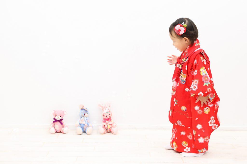 【753】6歳と2歳の姉妹