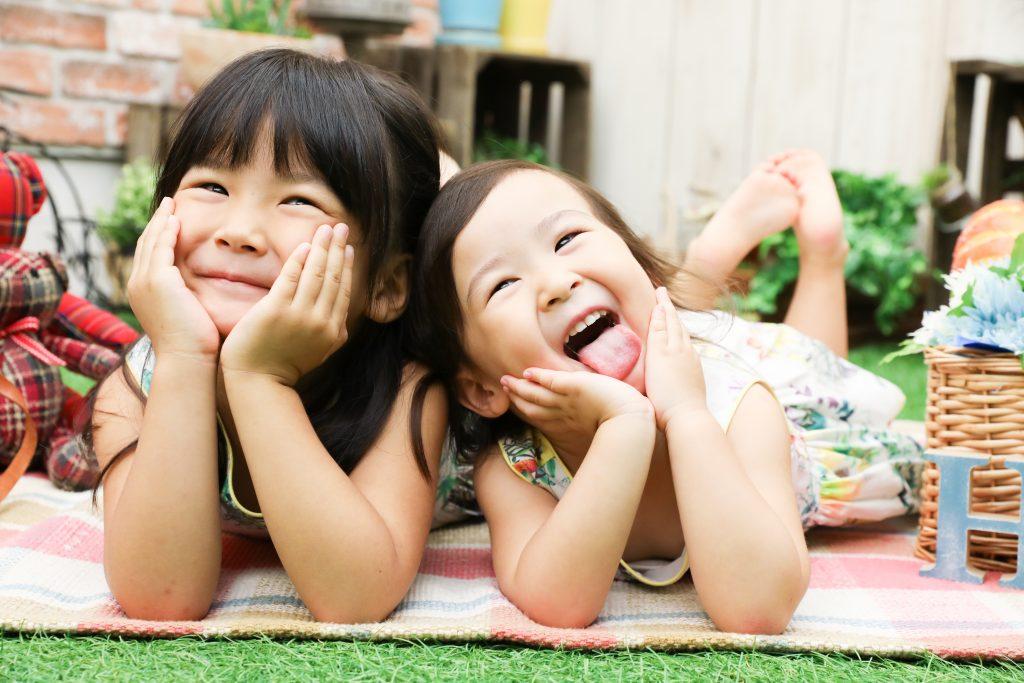 【バースデイ】5歳・3歳姉妹