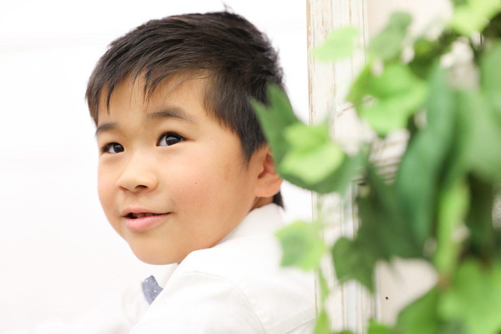 【入学・753】6歳男の子と3歳女の子