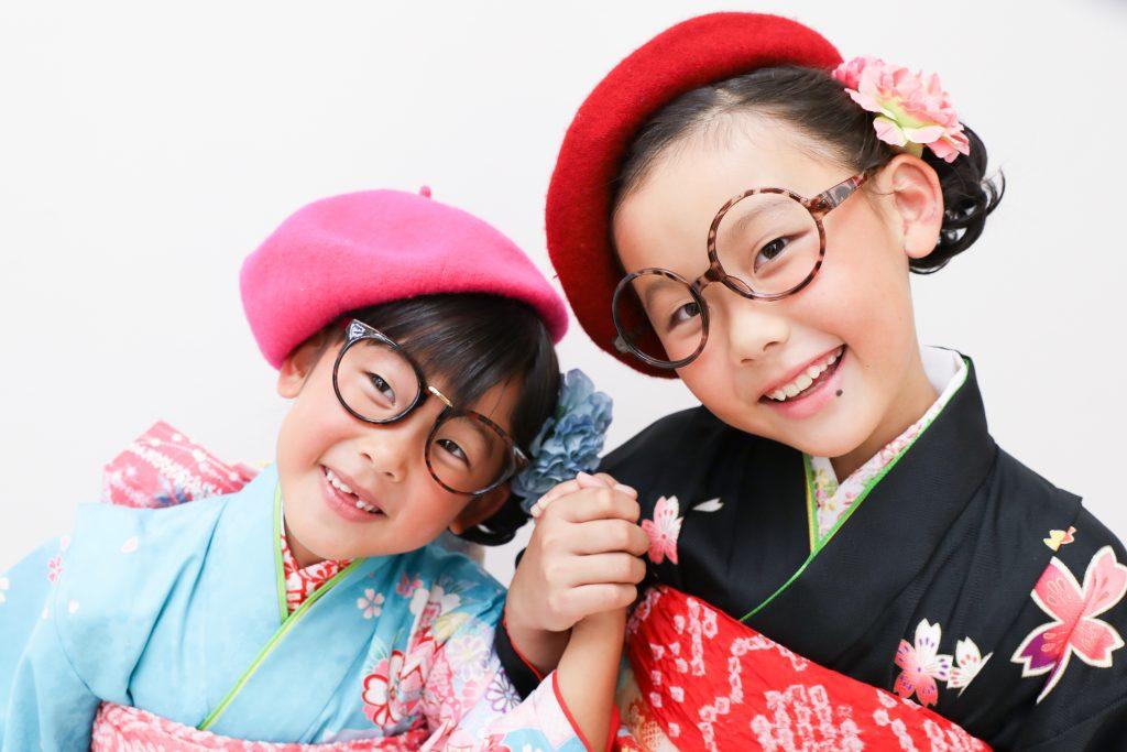 【753】6歳、8歳の姉妹