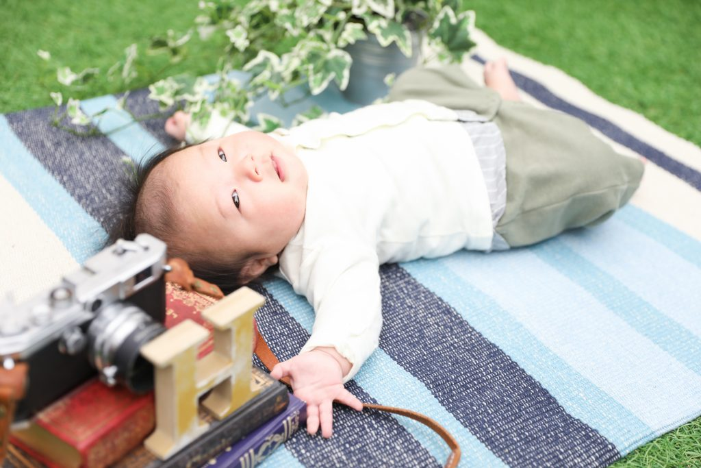 【100日記念】3ヶ月男の子