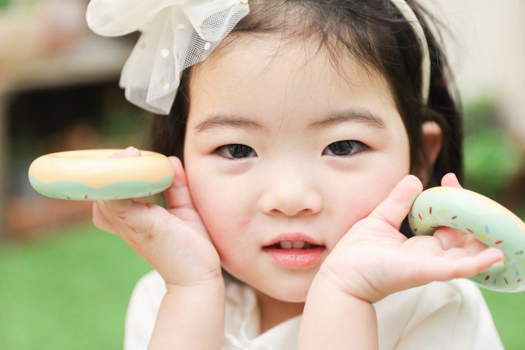 【入園】2歳女の子