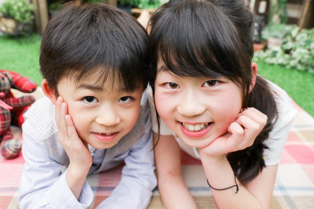 【卒業】6年生の女の子