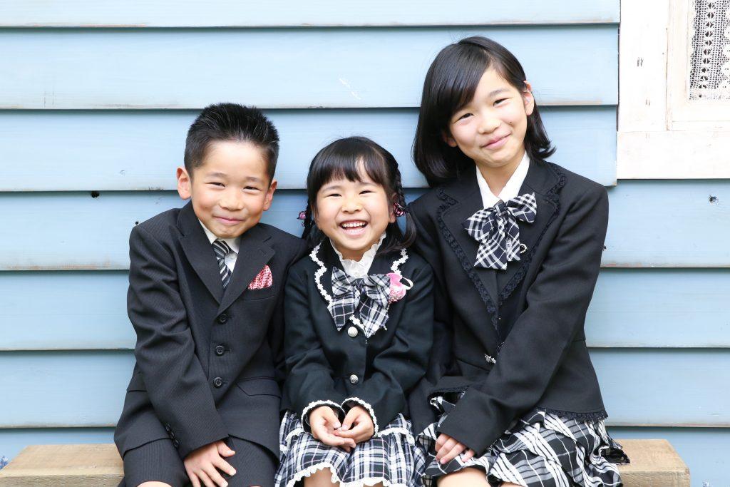 【入学】6歳女の子