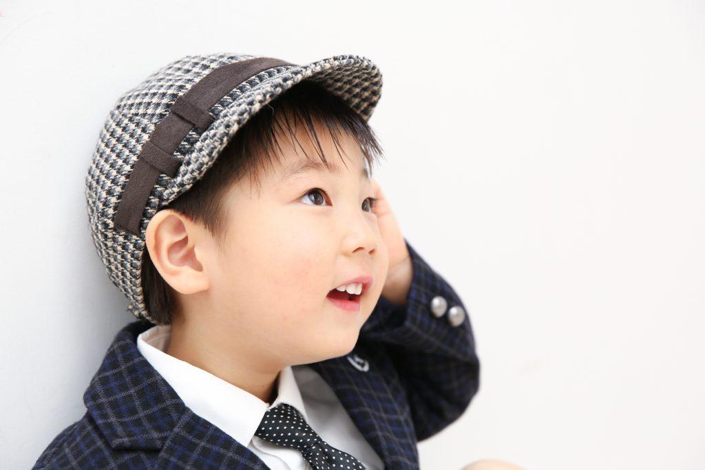 【入園・バースデイ】1歳と3歳男の子