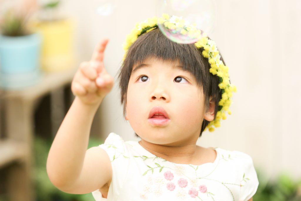 【バースデイ】6歳女の子