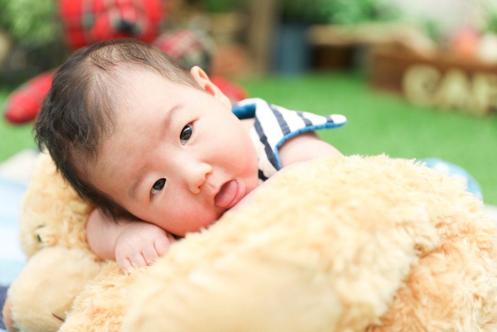 【お宮参り】2ヵ月男の子