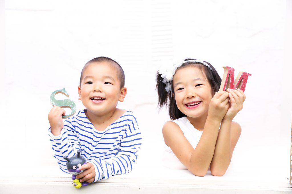【バースデイ】4歳男の子