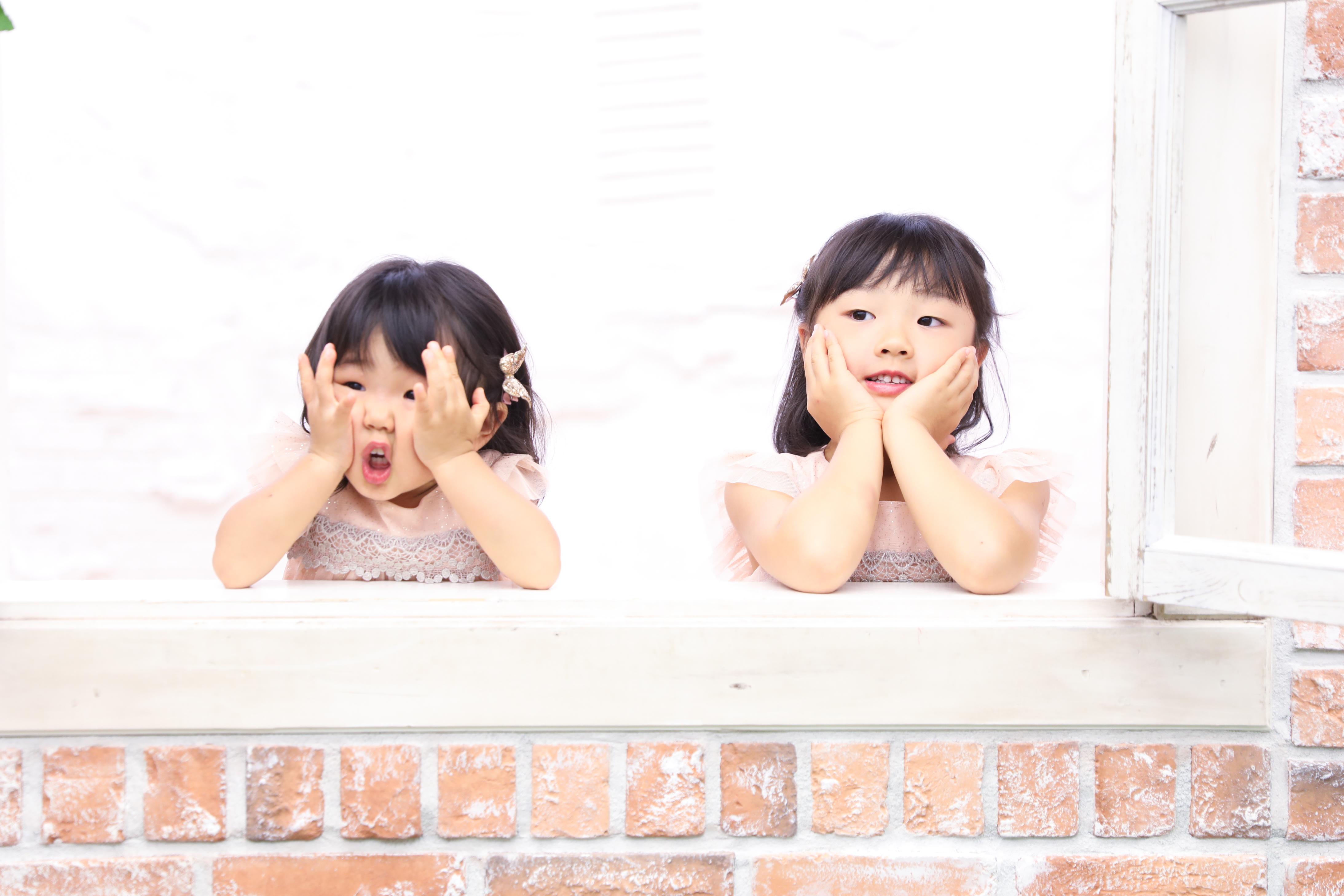 【入園・卒園】1歳・6歳姉妹