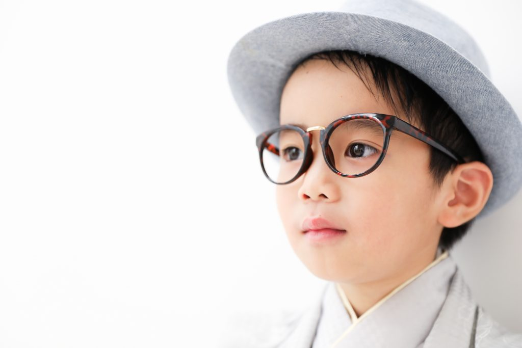 【753】6歳・8歳・11歳の兄弟