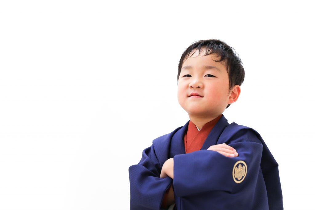 【753】4歳・3歳の兄弟