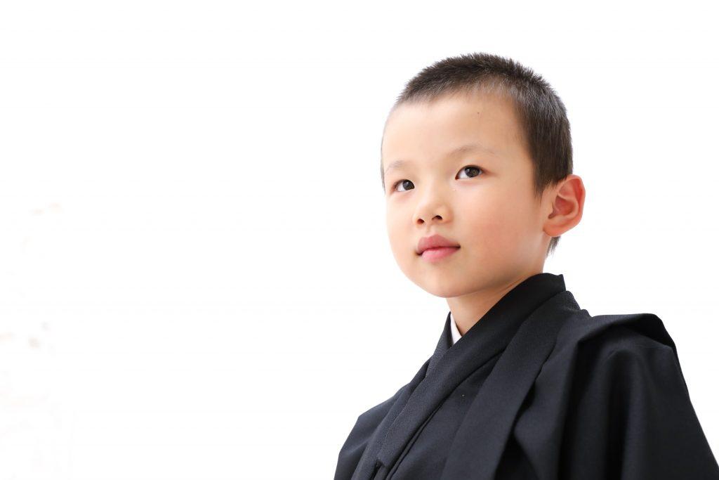 【753】5歳・2歳の兄弟
