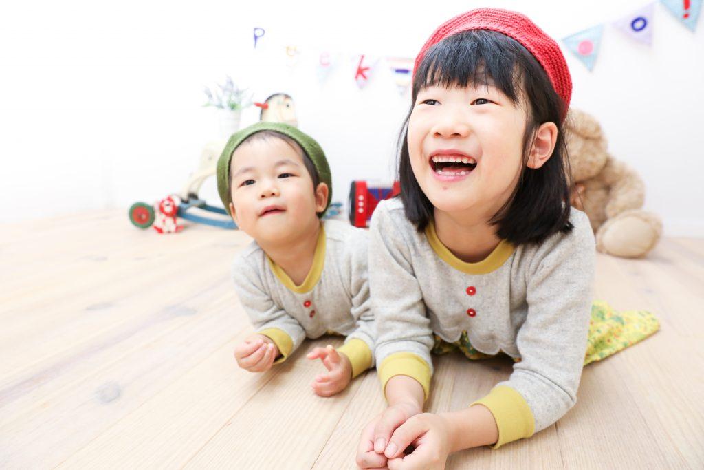 【バースデー】6歳・2歳の女の子