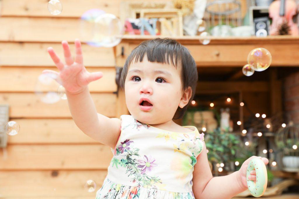 【バースデー】1歳の女の子
