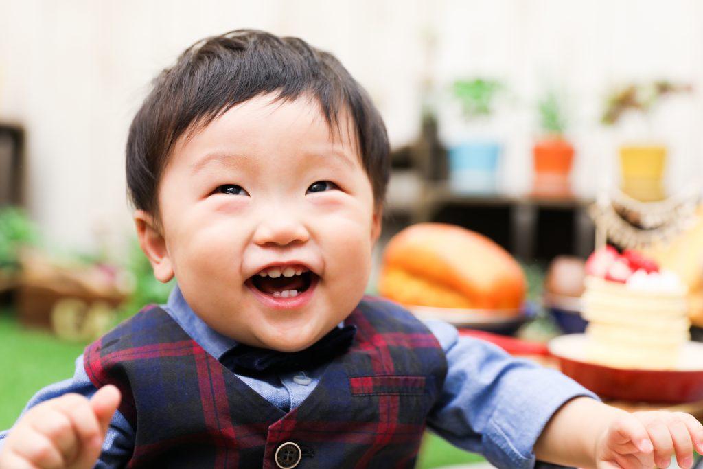 【バースデー】1歳男の子