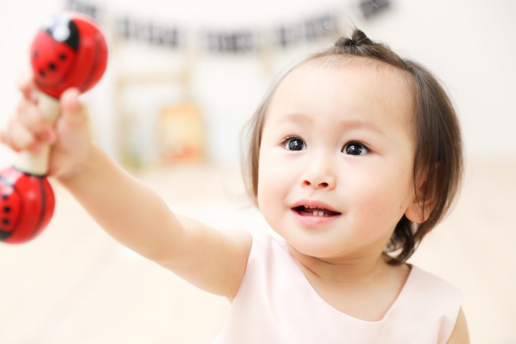 【バースデイ】3歳・4歳姉妹