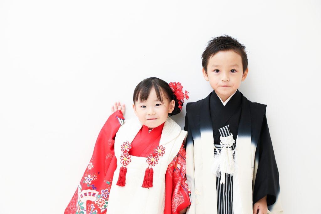 【753】3歳・4歳の兄妹