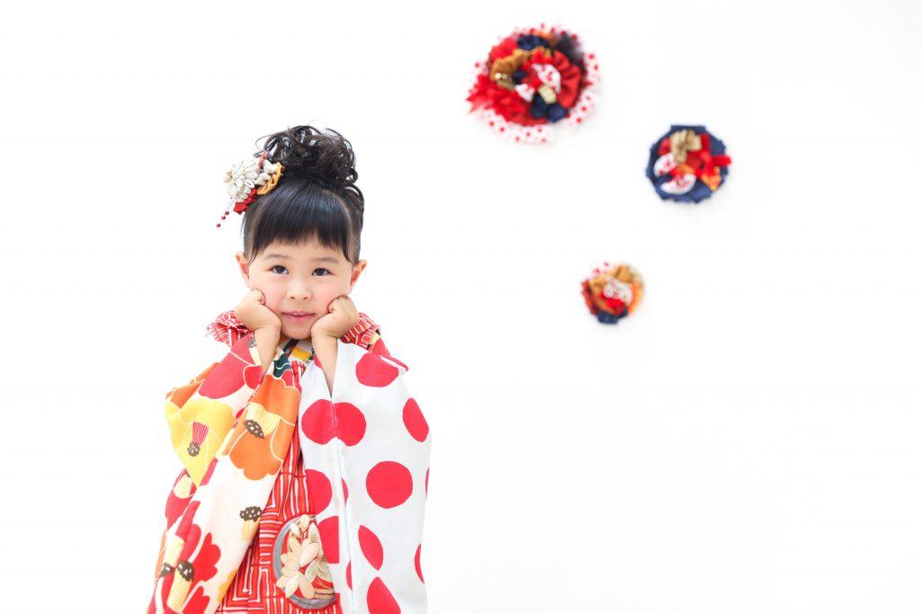 鍛治田【753】3歳女の子