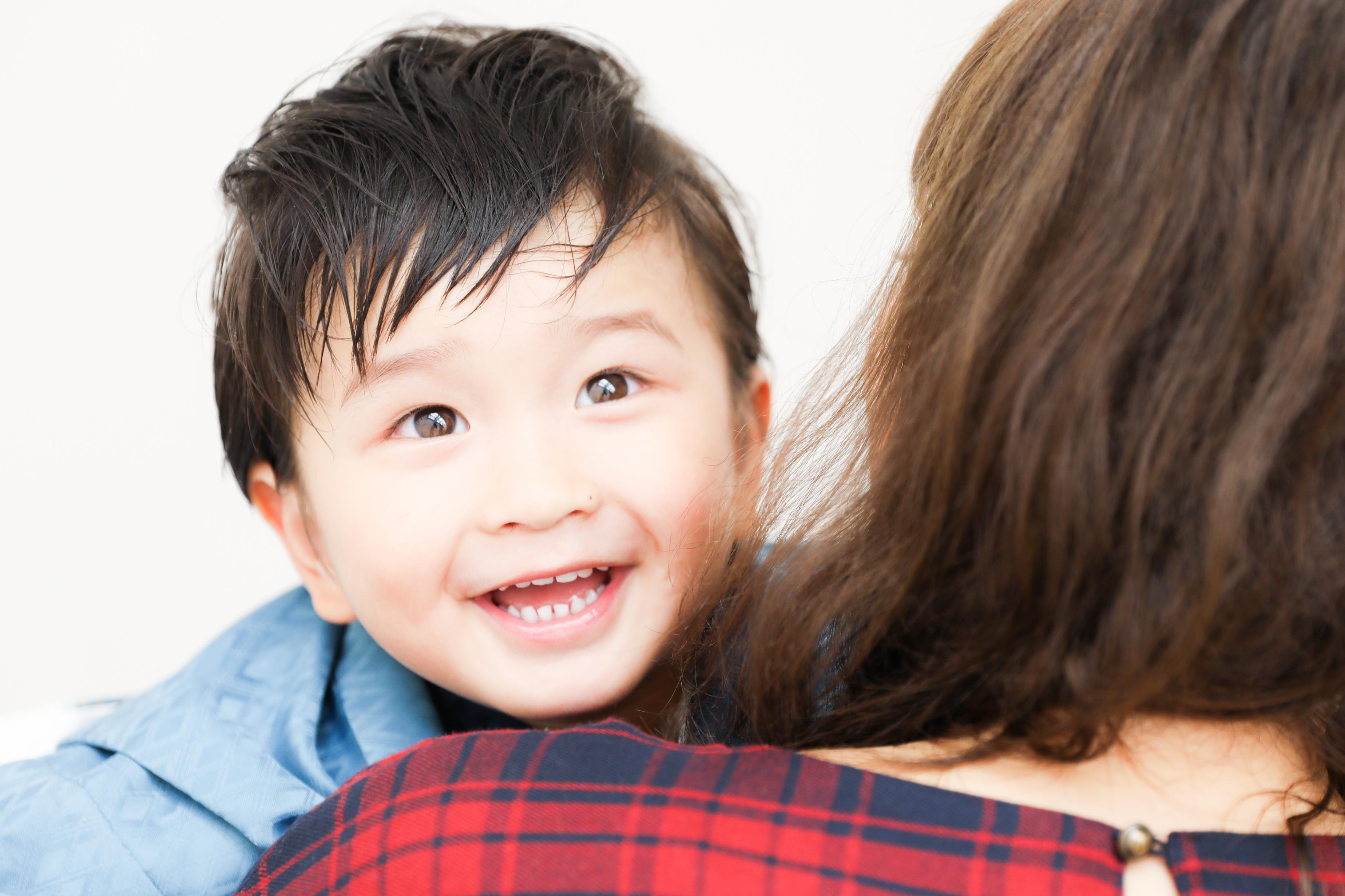 【753】2歳男の子