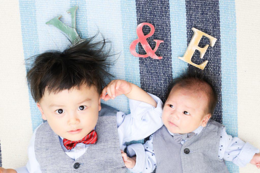 【お宮参り】3か月男の子