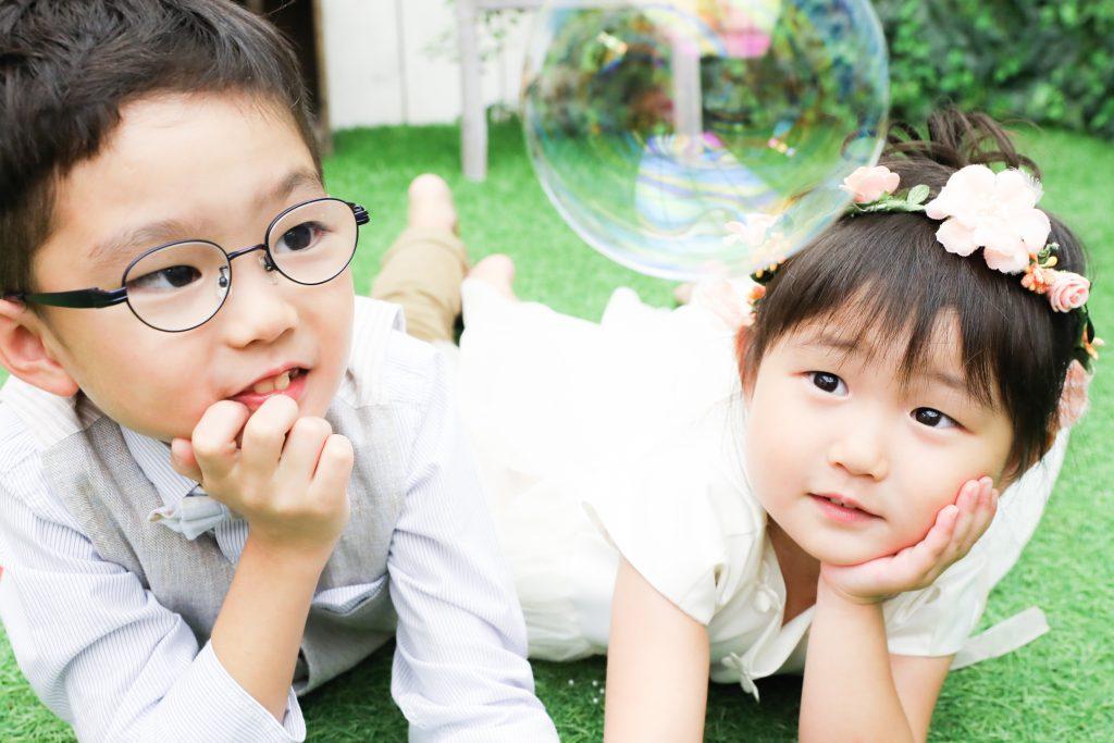 【七五三】3歳女の子