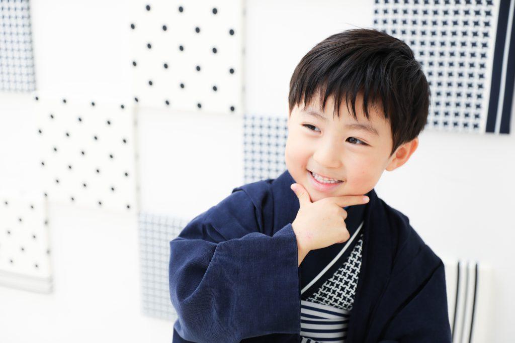 【753コラボ/バースデイ】1歳5歳男の子