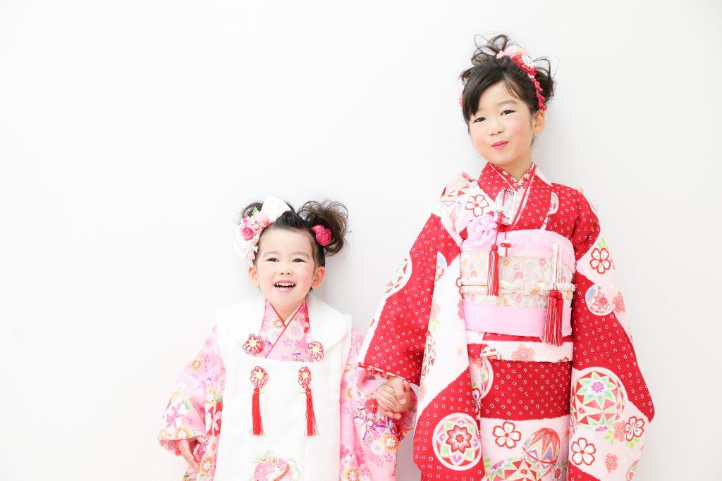 【753】3歳・7歳の姉妹