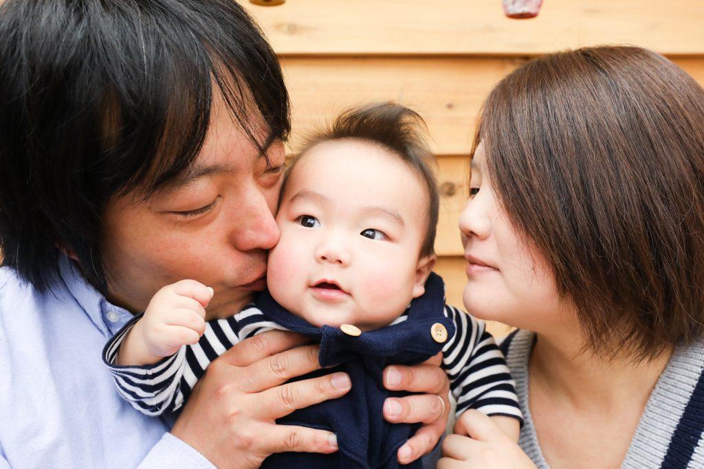 【ハーフバースデイ】6カ月男の子